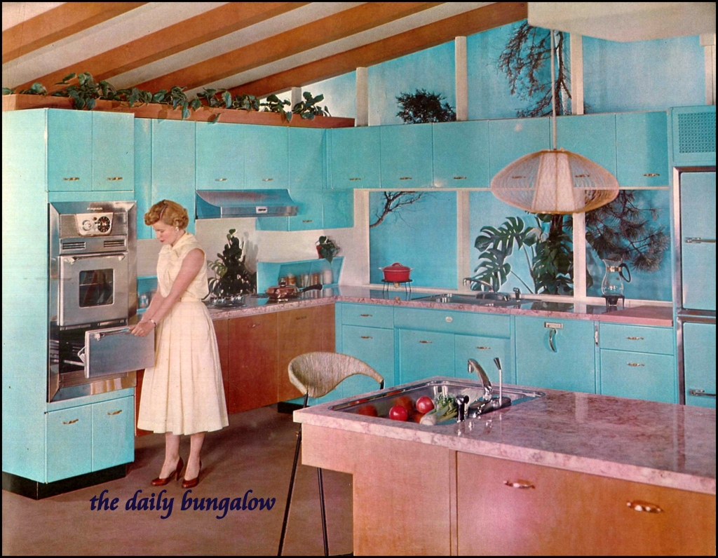 Modern Steel Kitchens | AntiqueHome.org | 1940-1950 Geneva S… | Flickr