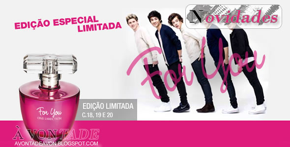 Edição Especial Limitada: For You - One Direction