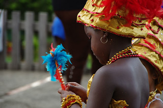 jeune-fille-carnaval | by louiseguadeloupe