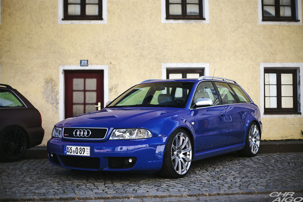 audi rs4 b5 nogaro blue aigo photography flickr. Black Bedroom Furniture Sets. Home Design Ideas