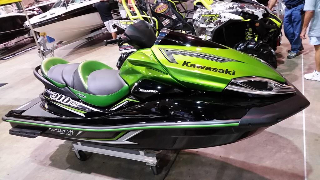Kawasaki Jet Ski Service Gold Coast