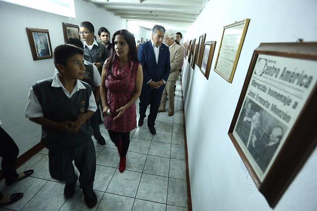 Artículos del Cantor del Paisaje son expuestos en el Museo Nacional de Historia