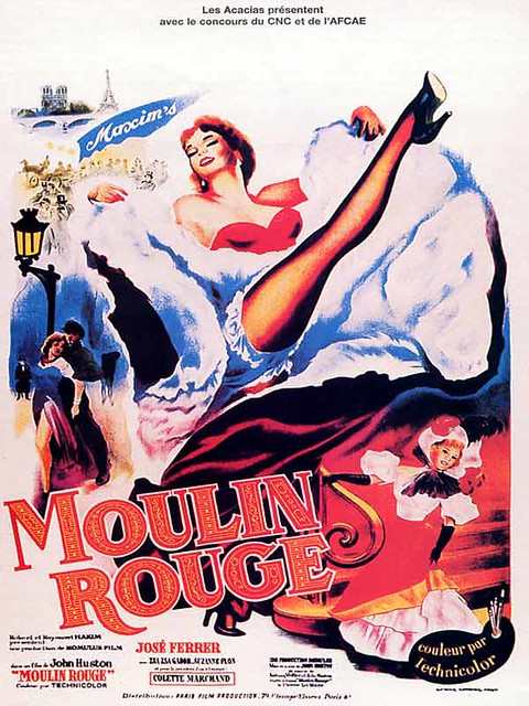Moulin Rouge - 1952 - Poster 4