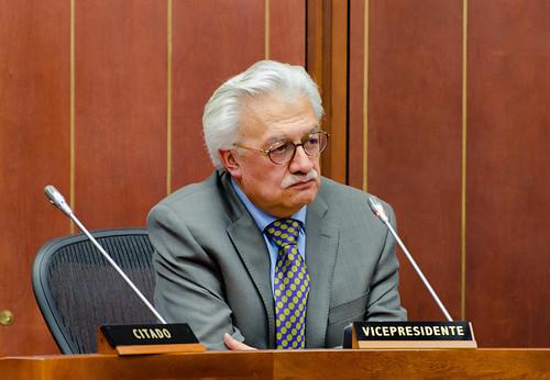Senador Everth Bustamante