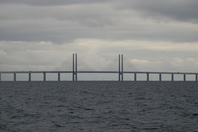By Öresundståg from Denmark to Sweden - Take me to Sweden