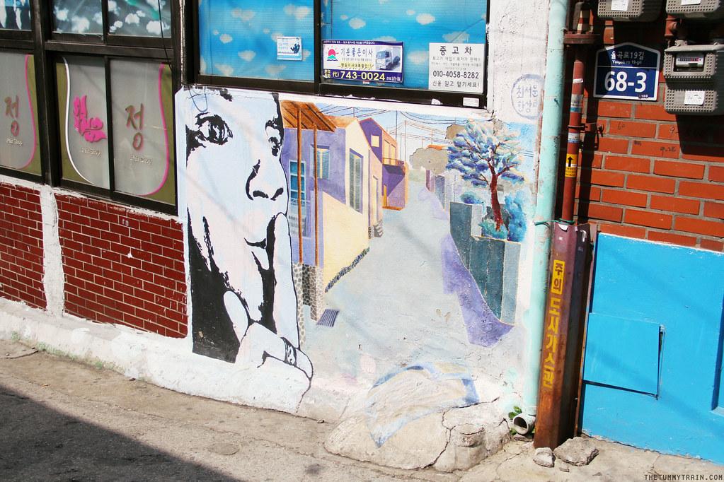 32810849723 cbc00c0096 b - Seoul-ful Spring 2016: A mini exploration of Ihwa Mural Village
