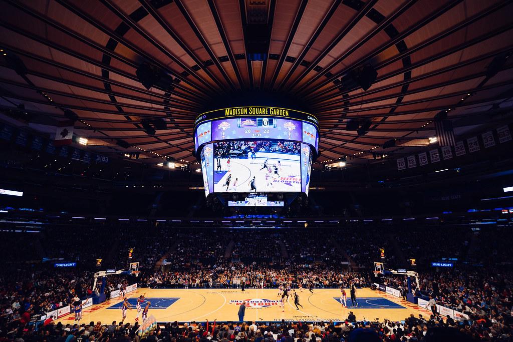 Madison Square Garden Christian Reimer Flickr