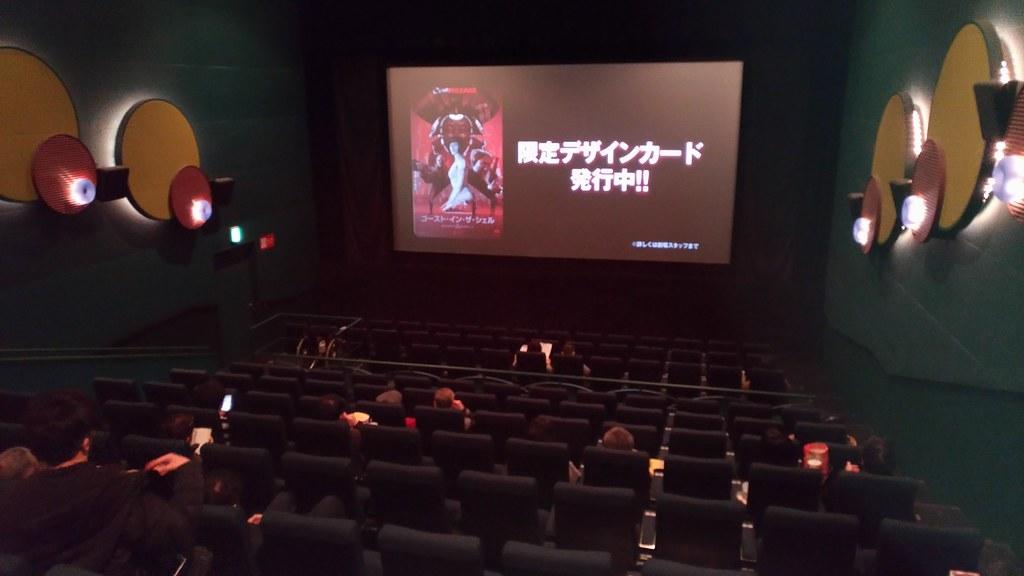 「TOHOシネマズ六本木ヒルズ」のスクリーン6