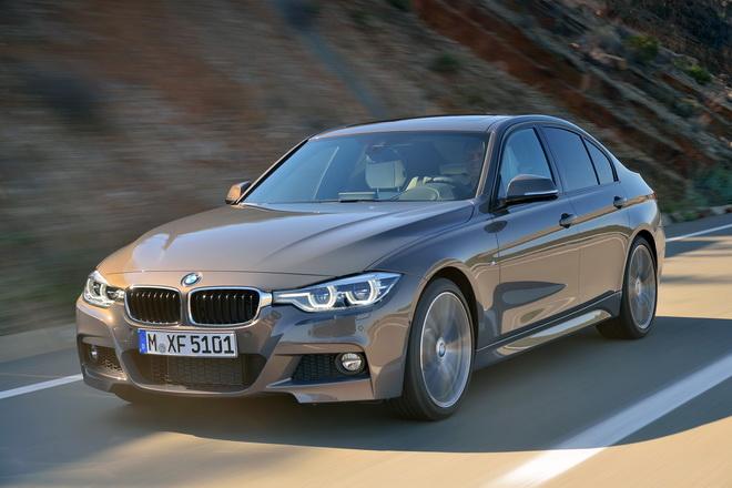 [新聞照片三] BMW 3系列運動房跑車