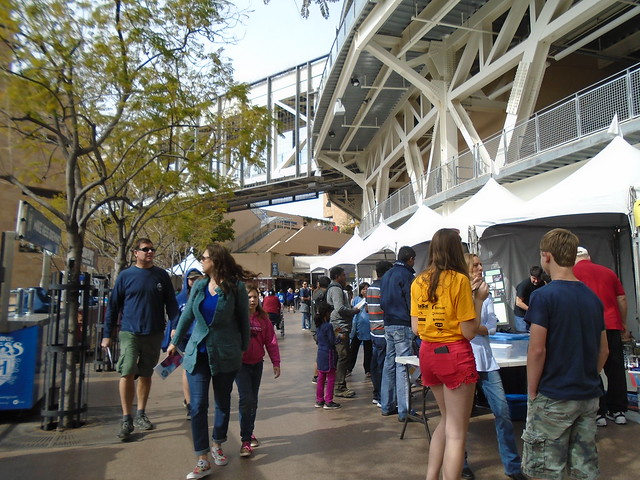 2017 Science Festival at PETCO Park