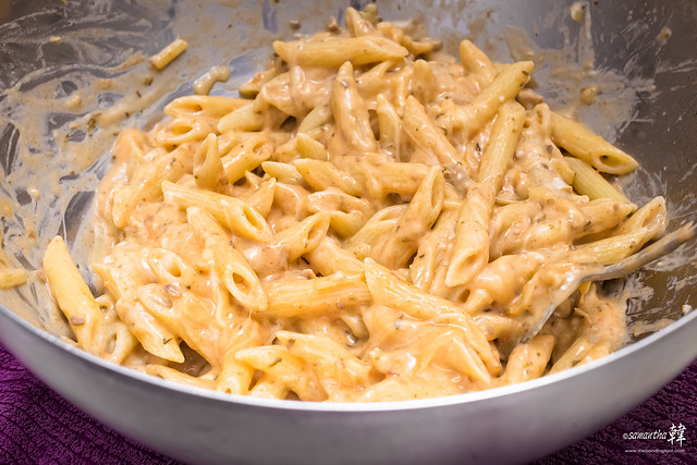 20170422 Home-cooked Chicken Penne Pasta Bake 5067