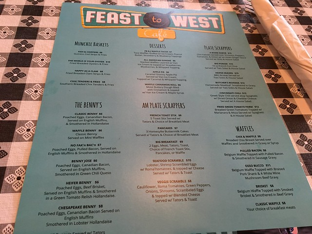 Feast to West