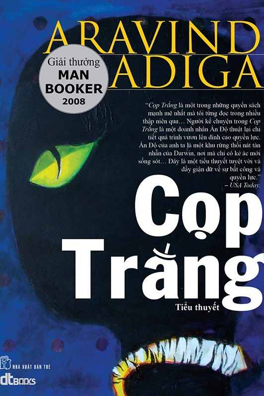 Cọp Trắng - Aravind Adiga