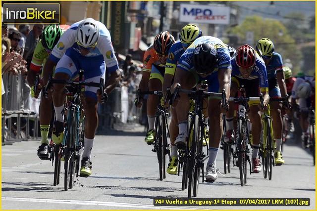 74° Vuelta a Uruguay-1ª Etapa