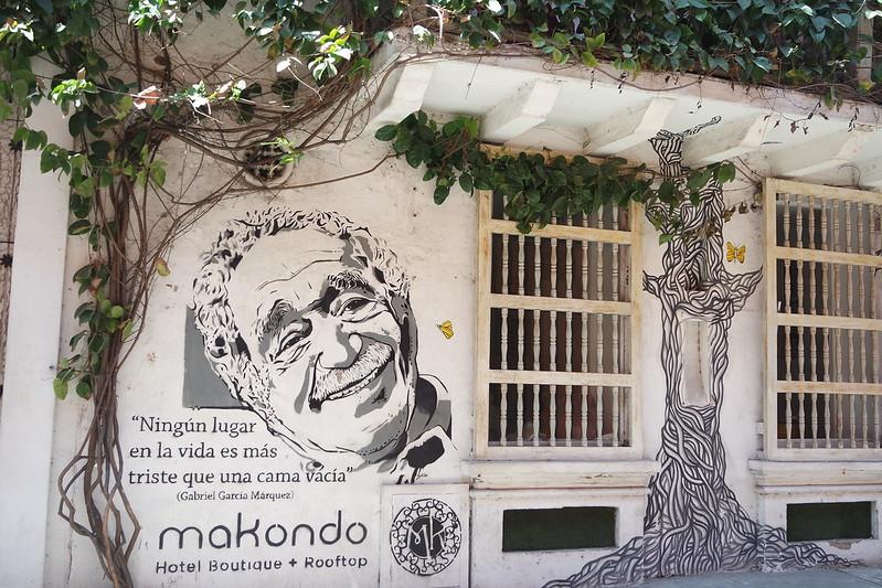 Macondo, García Márquez en Cartagena de Indias