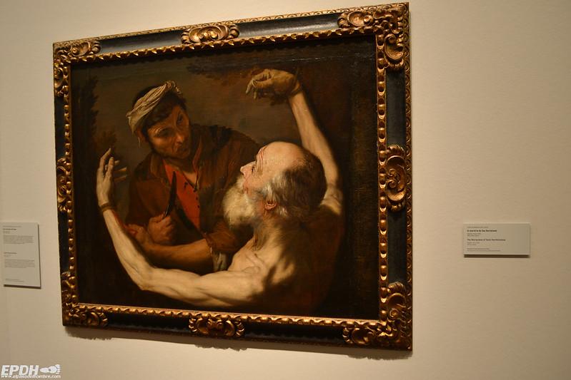 Ribera en el Museo de Málaga