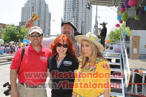 2013 Fiesta London!