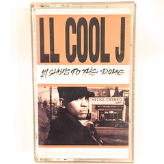 LL COOL J:14 SHOTS TO THE DOME(JACKET A)