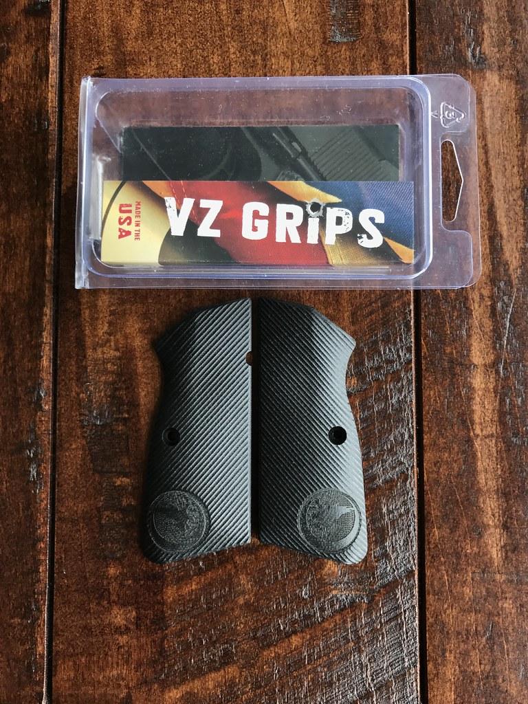 WTS: 1911 & Hi-Power VZ Grips - 1911Forum