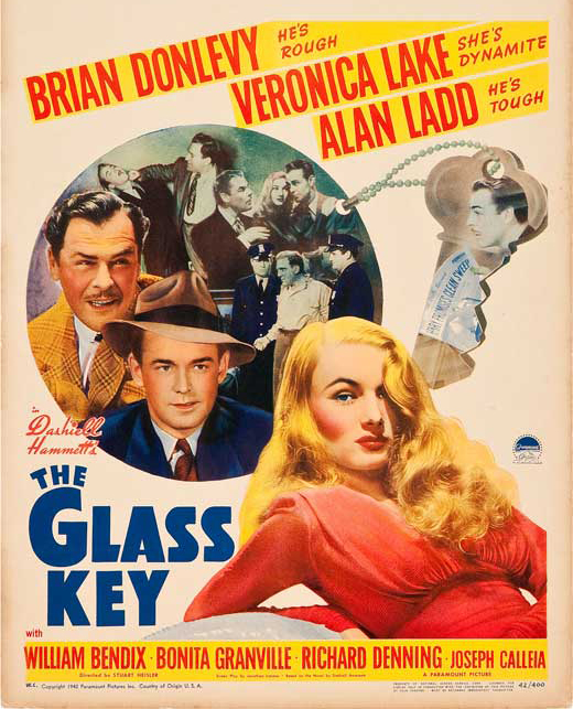 The Glass Key - Poster 4