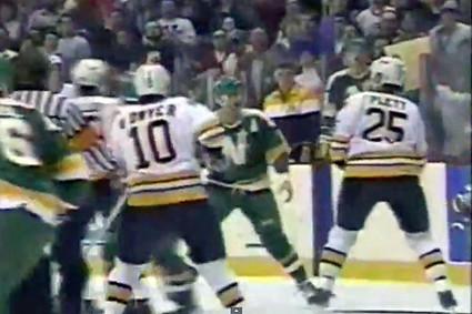 Northstars-Bruins 1