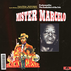 Mr. Marcelo - Black Ceasar (Front)