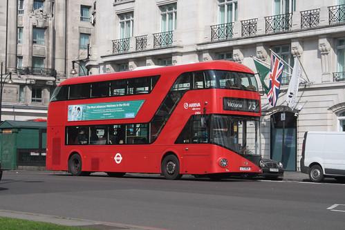 Arriva London LT834 LTZ1834