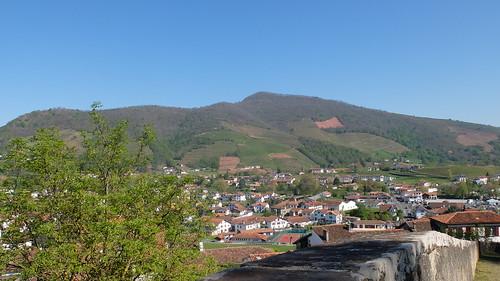 Vista desde la Ciudadela