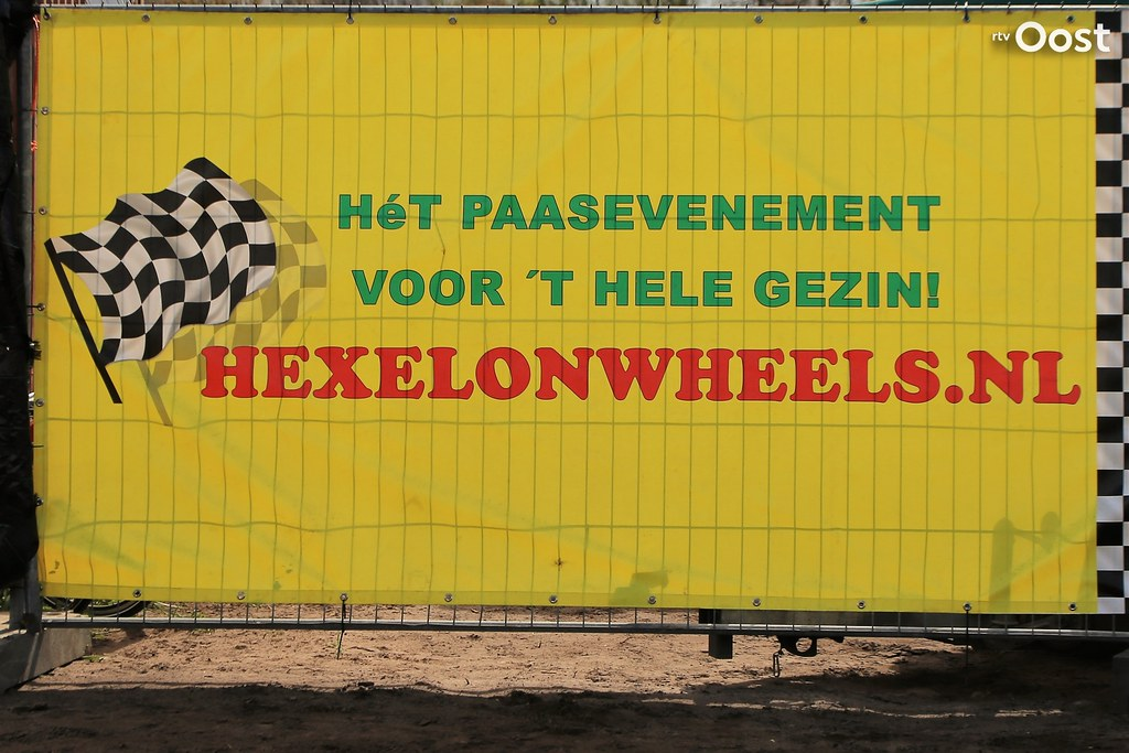 Hexel on Wheels