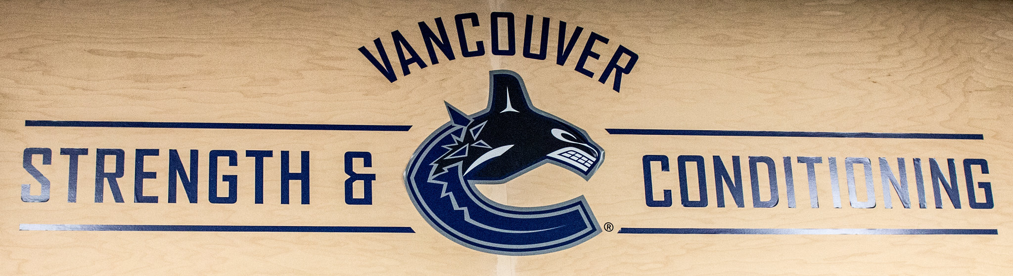 Vancouver Canucks Training Room Strength