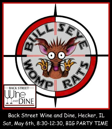Bullseye Womp Rats 5-6-17