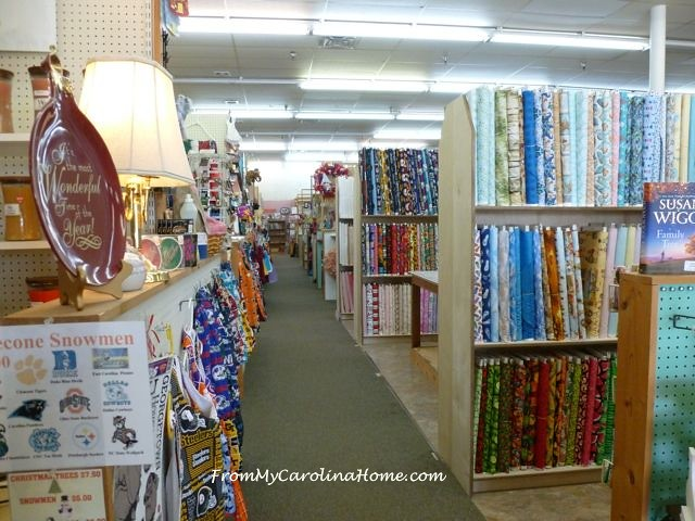 Homespun Crafter's Mall 3