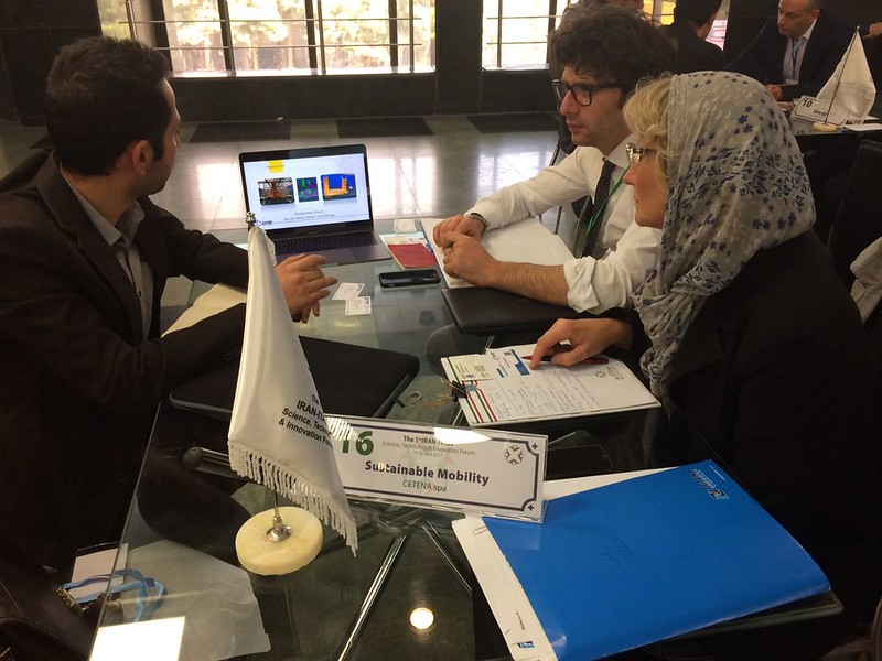 Inaugurato a Teheran l'Iran - Italy Science, Technology and Innovation Forum