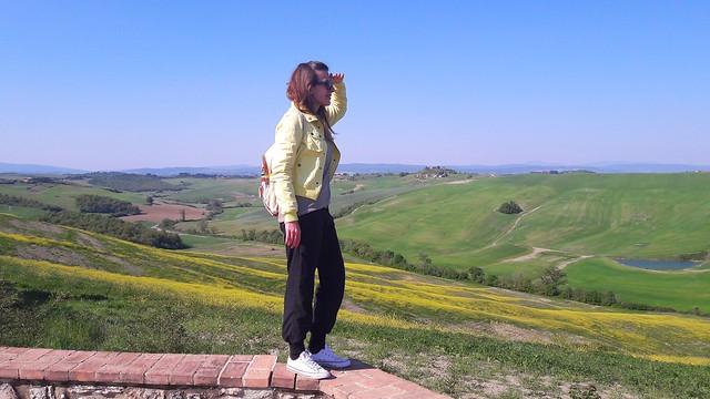 Asciano e Crete Senesi, Toscana