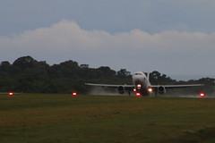 Take off - VH-VNP Virgin Australia A320-231 - Christmas Island