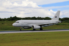 VH-VCJ Immigration Charter - Taxi