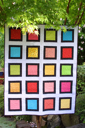 Minny Muu Baby Quilt | by twiddletails