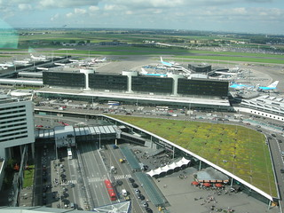 Schiphol plaza | by CruisAir