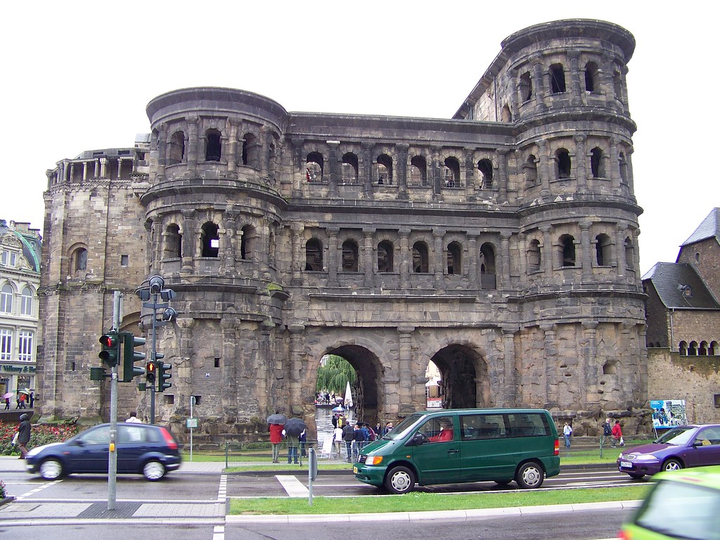 Trèves Trier 2007