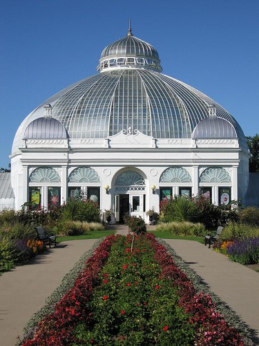 Buffalo And Erie County Botanical Gardens, Buffalo NY | Flickr