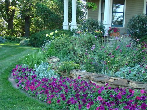 Annual And Perennial Garden 4 | Iowa City Landscaping U0026 Garden Center | Flickr