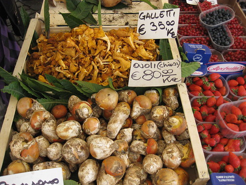 Mushrooms -  Campo Di Fiori - Rome | by Jeffrey_Allen
