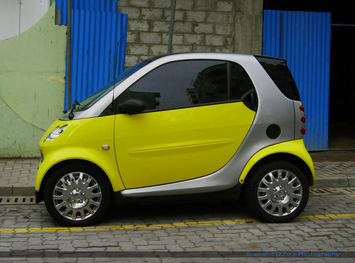 Beautiful Small Car | by Easa Shamih (iZZo) | P.h.o.t.o.g.r.a.p.h.y