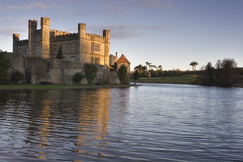 First Light on Leeds Castle | by *sarah b*
