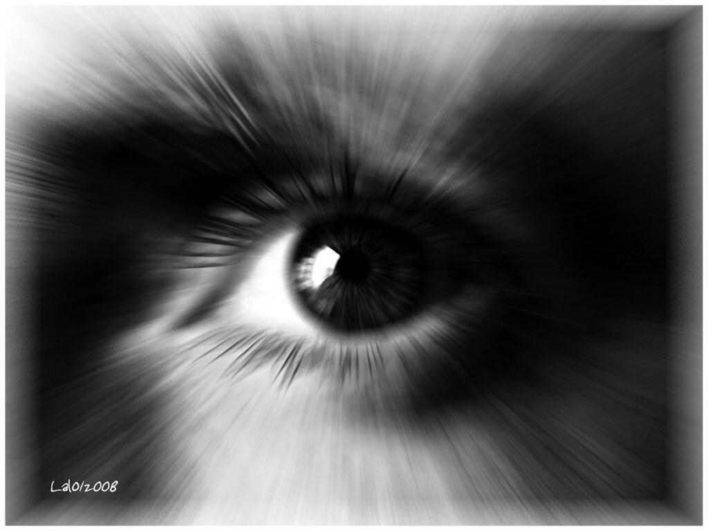 Olho Que Tudo Ve Foto Do Olho De Marcos Com Efeito No Phot Flickr