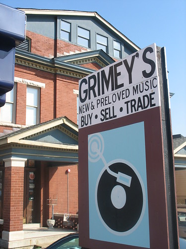 Grimey's Music Store | by StudioMobile
