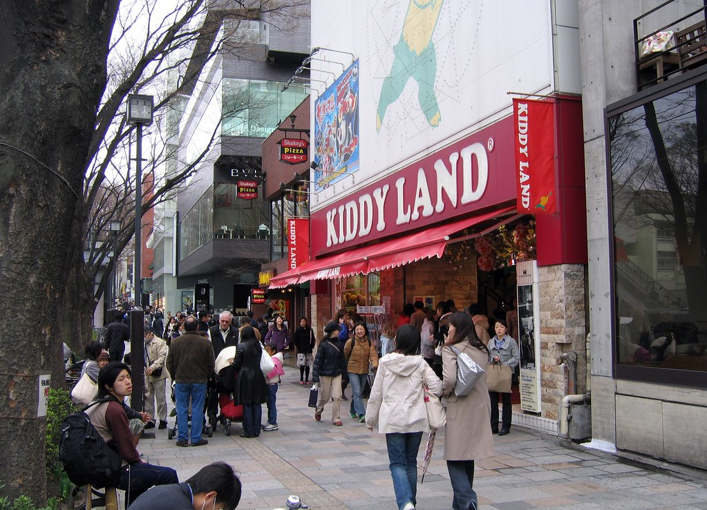 Kiddy Land: Harajuku