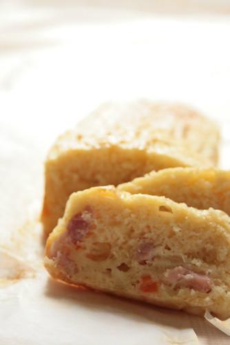 Recette Cake Lardon Oignon Chevre