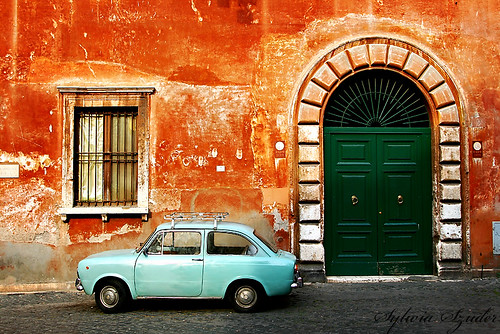 Italian colours | by Sylwia Szuder
