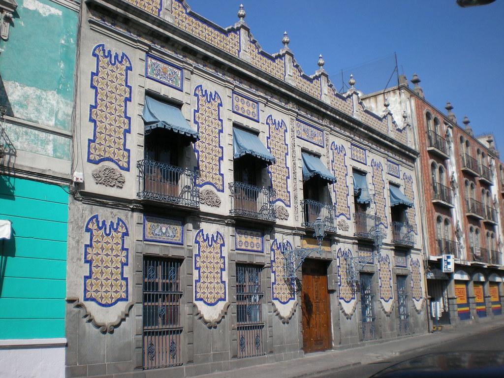 Talavera Uriarte, de los sitios con azulejos en Puebla